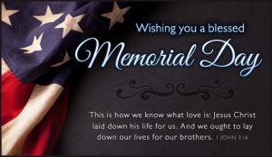 Thank You For Your Sacrifice!