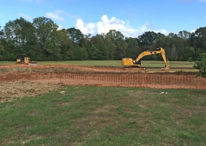 October 2015 Breaking Ground